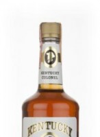 Kentucky Colonel 4 Year Old - 1980s Bourbon Whiskey