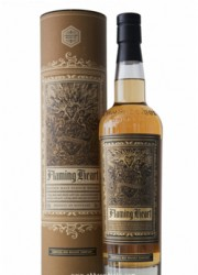 Compass Box Flaming Heart / Fourth Release