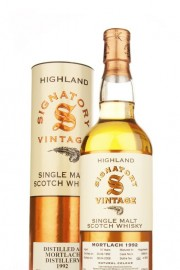 Mortlach 15 Year Old 1992 (Signatory) Single Malt Whisky