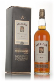 Aberlour 15 Year Old Double Cask Matured 1l Single Malt Whisky