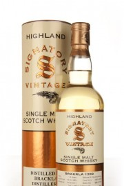 Brackla 18 Year Old 1993 (Signatory) Single Malt Whisky