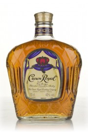 Crown Royal Canadian Blended Whisky
