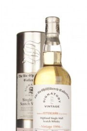 Fettercairn 14 Year Old 1996 - Un-Chillfiltered (Signatory) Single Malt Whisky