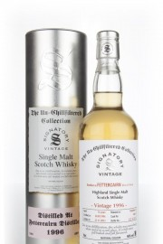 Fettercairn 16 Year Old 1996 - Un-Chillfiltered (Signatory) Single Malt Whisky