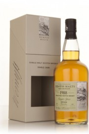 Ginger Spice 1988 - Wemyss Malts (Glenrothes) 3cl Sample Single Malt Whisky