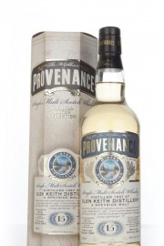 Glen Keith 15 Year Old 1997 (cask 9655) - Provenance (Douglas Laing) 3 Single Malt Whisky 3cl Sample