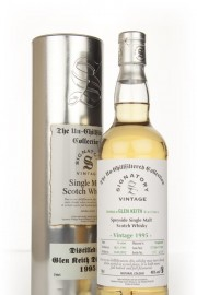 Glen Keith 16 Year Old 1995 (cask 171185) - Un-Chillfiltered (Signator Single Malt Whisky