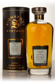 Glen Keith 18 Year Old 1992 Cask 120553 - Cask Strength Collection (Si Single Malt Whisky