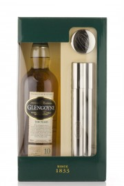Glengoyne 10 Year Old + Cigar Holder Single Malt Whisky