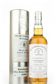 Glenrothes 16 Year Old 1995 - Un-Chillfiltered (Signatory) Single Malt Whisky