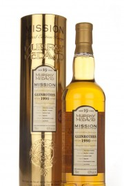 Glenrothes 19 Year Old 1990 - Mission (Murray McDavid) Single Malt Whisky