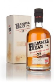 Hammer Head 23 Year Old 1989 Single Malt Whisky