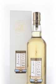 Isle of Arran 16 Year Old 1996 Cask 663 - Dimensions (Duncan Taylor) Single Malt Whisky
