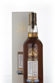 Isle of Jura 14 Year Old 1998 (cask 788277) - Dimensions (Duncan Taylo Single Malt Whisky