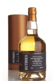 Laphroaig 11 Year Old - Duthies (WM Cadenhead) Single Malt Whisky
