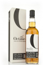 Linkwood 25 Year Old 1986 - The Octave (Duncan Taylor) Single Malt Whisky