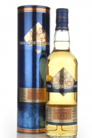 Littlemill 25 Year Old 1985 - The Coopers Choice (The Vintage Malt Whi Single Malt Whisky