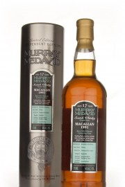Macallan 17 Year Old 1991 (Murray McDavid) Single Malt Whisky