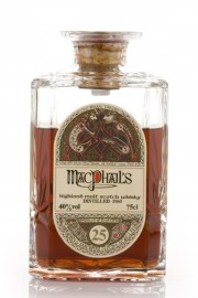 MacPhail's 1960 Sutherland Crystal Decanter Single Malt Whisky