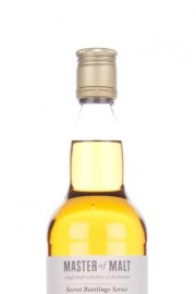 Master of Malt 8 Year Old Blended Blended Whisky