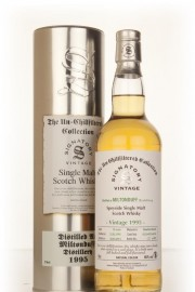 Miltonduff 18 Year Old 1995 (casks 4112+4113+4114) - Un-Chillfiltered Single Malt Whisky