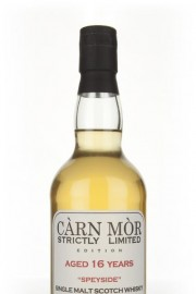 Mortlach 16 Year Old 1996 - Strictly Limited (Carn Mor) Single Malt Whisky