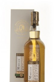 Mortlach 22 Year Old 1989 - Dimensions (Duncan Taylor) Single Malt Whisky