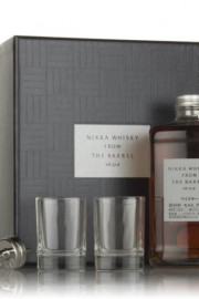 Nikka Whisky From The Barrel Gift Pack Blended Malt Whisky