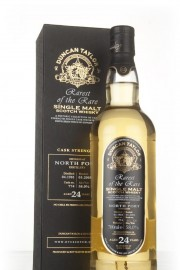 North Port 24 Year Old 1981 - Rarest of the Rare (Duncan Taylor) Single Malt Whisky