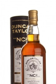 Springbank 12 Year Old 1997 - NC2 (Duncan Taylor) Single Malt Whisky