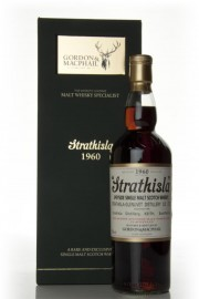Strathisla 1960 (Gordon and MacPhail) Single Malt Whisky