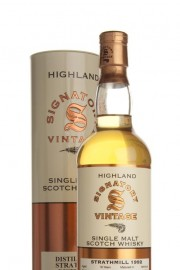 Strathmill 16 Year Old 1992 (Signatory) Single Malt Whisky