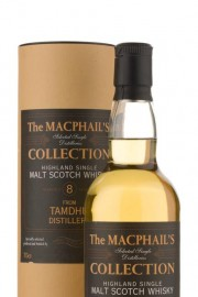 Tamdhu 8 Year Old - The MacPhail's Collection (Gordon and MacPhail) Single Malt Whisky
