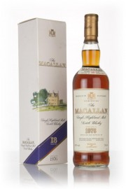 The Macallan 18 Year Old 1976 Single Malt Whisky