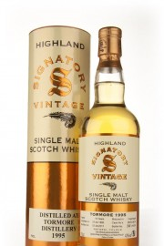 Tormore 15 Year Old 1995 (Signatory) Single Malt Whisky