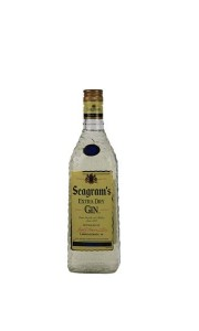 Seagrams Extra Dry Gin 700ml 40,0% Alcohol