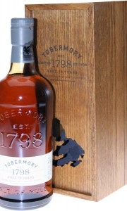 Tobermory 15 Years Old 700ml Gift box