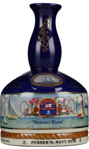 Pusser's British Navy Rum 1,0L Yachting Ship's Decanter