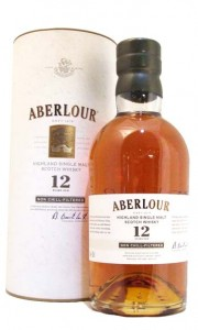 Aberlour 12 Year Old Non Chill Filtered Single Speyside Malt Whisky