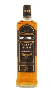 Bushmills Black Bush DAMAGED LABEL