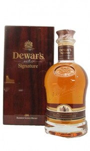 Dewar's Signature Scotch Whisky
