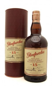 Glenfarclas 15 Year Old Single Speyside Malt Whisky