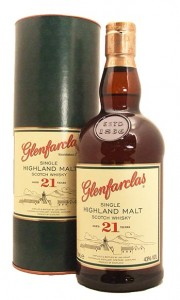 Glenfarclas 21 Year Old Single Speyside Malt Whisky