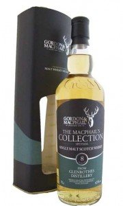 Glenrothes 8 Year Old MacPhail's Collection Single Speyside Malt Whisky