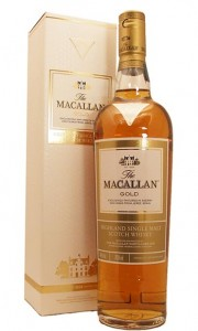 Macallan 1824 Gold MARKED BOX