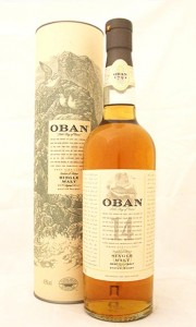 Oban 14 Year Old Highland Single Malt Whisky