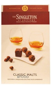 Singleton Of Dufftown 15 Year Old Whisky With Food Pack