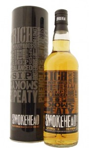 Smokehead Single Islay Malt Whisky