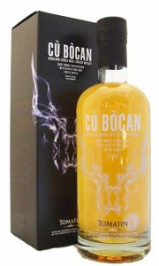 Tomatin Cu Bocan Single Highland Malt Whisky