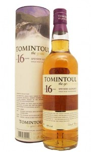Tomintoul 16 Years Old Single Speyside Malt Whisky